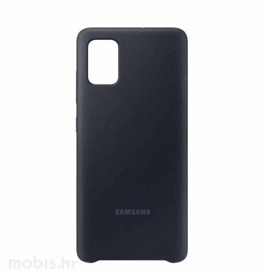 Zaštitna maskica za Samsung A71: crna