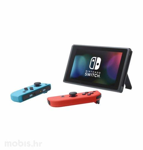 Nintendo Switch Joy-Con Had: crvena i plava + NBA 2K18 + Trailblazers Switch