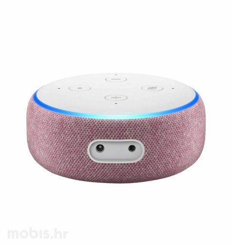Amazon Echo Dot bluetooth zvučnik (3rd generation): ljubičasti