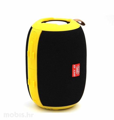 Trevi bluetooth zvučnik XR 86: žuti