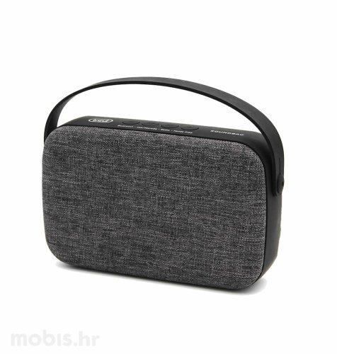 Trevi bluetooth zvučnik XR 85: crni