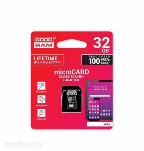 Good Ram SD Micro kartica 32GB