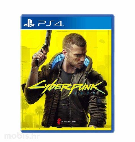 Cyberpunk 2077 igra za PS4
