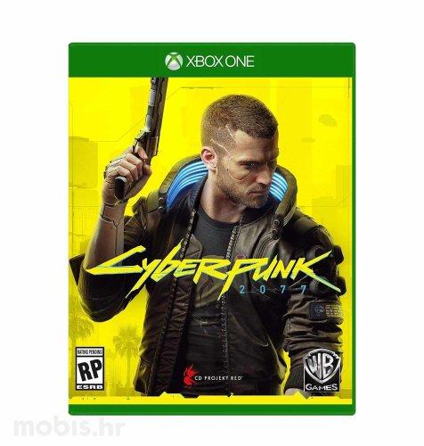 Cyberpunk 2077 igra za Xbox One