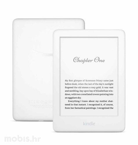 """Kindle E-Book čitač 2019 SP (2019 – 10th generation), 6"""" 4GB, 167DPI, WIFI: bijeli"""