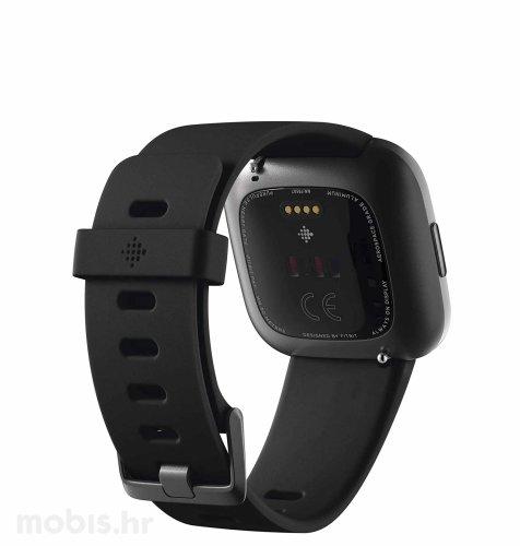 Fitbit Versa 2: crna