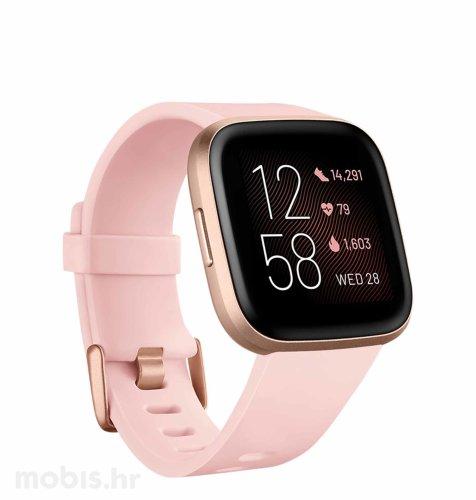 Fitbit Versa 2: peach