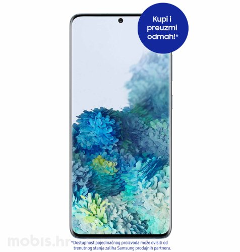 Samsung Galaxy S20 8GB/128GB: svemirsko plavi