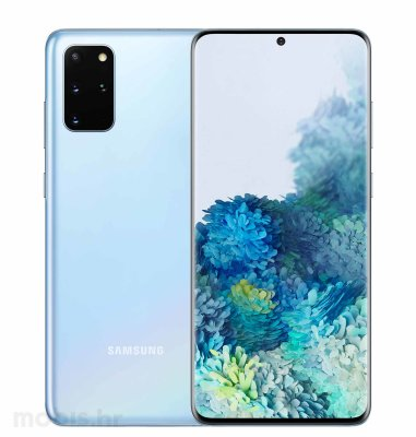 Samsung Galaxy S20 8GB/128GB: svemirsko plavi + Samsung Watch R800