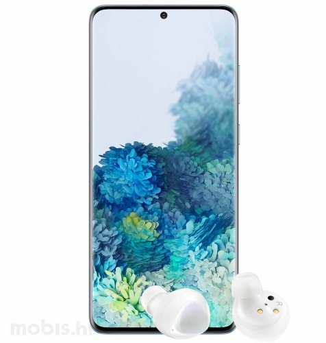 Samsung Galaxy S20+ 8GB/128GB: nebesko plavi + Galaxy Buds+