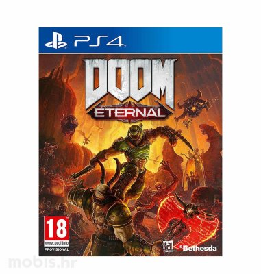 Doom Eternal igra za PS4