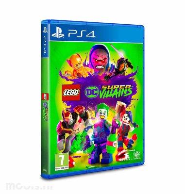 Lego DC Super Villains igra za PS4