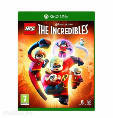 Lego Incredibles Toy Edition igra za Xbox One