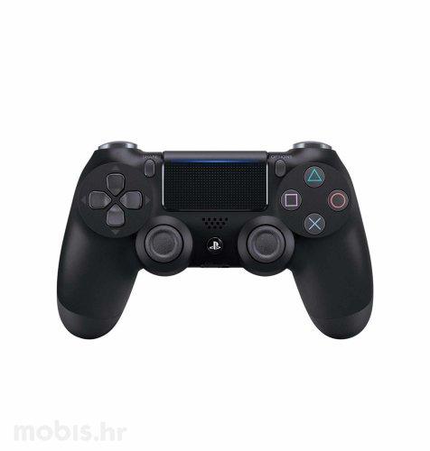 PS4 DualShock kontroler v2: crni