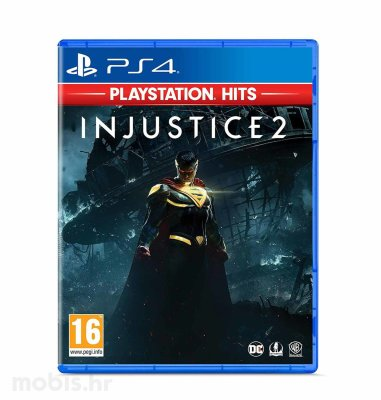 Injustice 2 Hits igra za PS4