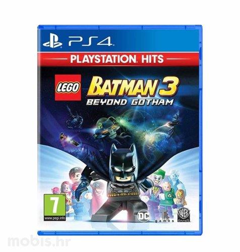 Lego Batman 3 Hits igra za PS4