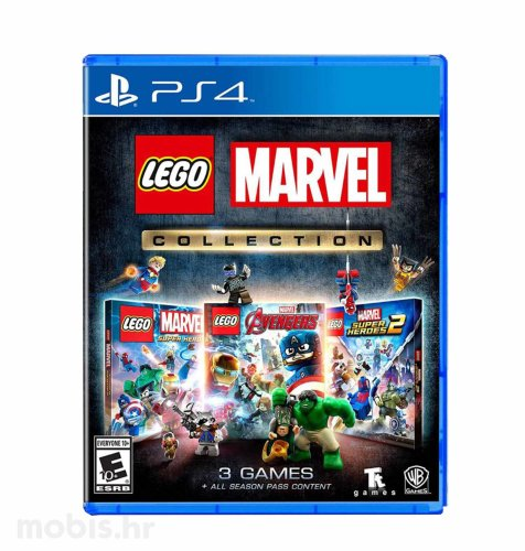 Lego Marvel Collection igra za PS4