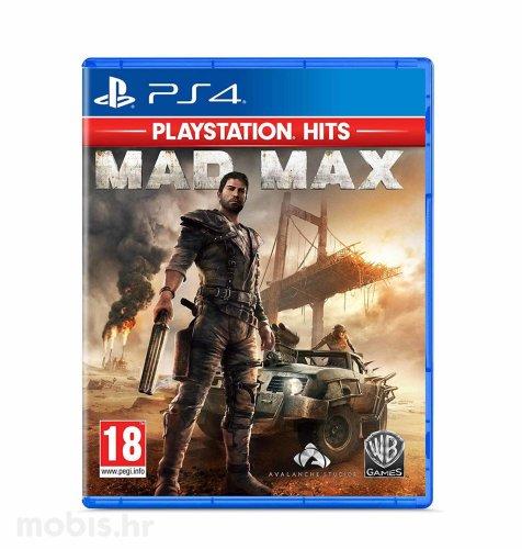 Mad Max Hits igra za PS4