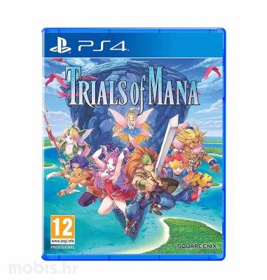Trials of Mana igra za PS4