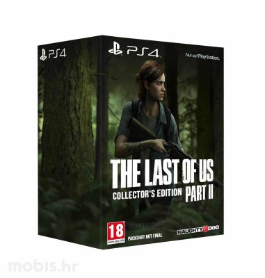 The Last of Us 2 Collector's Edition igra za PS4