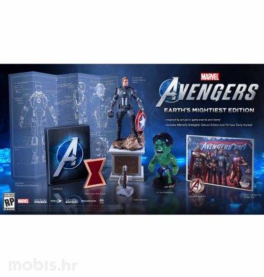 Marvel's Avengers Collector's Edition igra za PS4