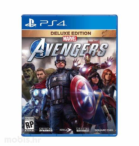 Marvel's Avengers Deluxe Edition igra za PS4