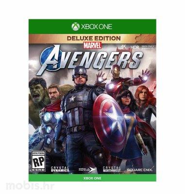 Marvel's Avengers Deluxe Edition igra za Xbox One