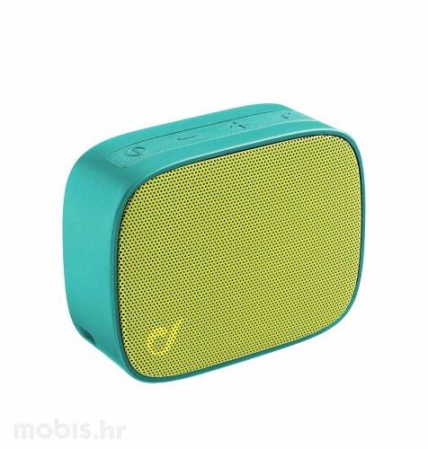 Cellular Line Fizzy bluetooth zvučnik: zeleni