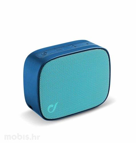 Cellularline Fizzy bluetooth zvučnik: plavi