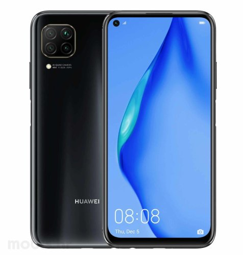 Huawei P40 lite: crni + Huawei Band 4