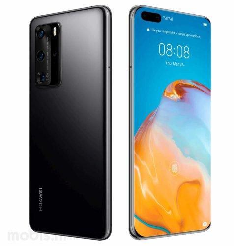 Huawei P40 Pro: crni