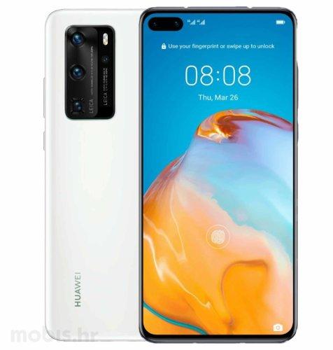 Huawei P40: bijeli