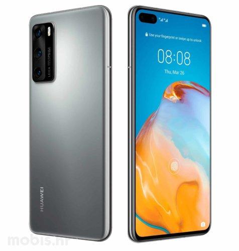 Huawei P40: sivi