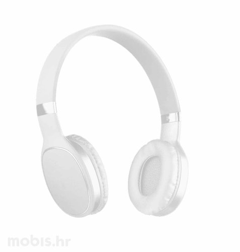 Cellular line AQL slušalice bluetooth Kosmos: bijele