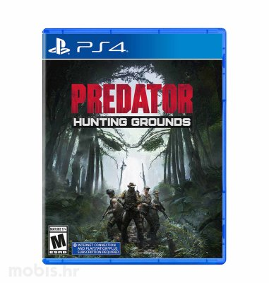 Predator: Hunting Grounds igra za PS4