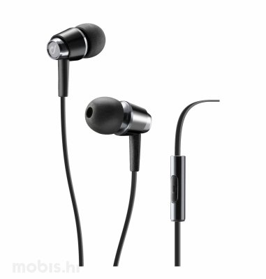 Cellular line AQL Pop slušalice: crne