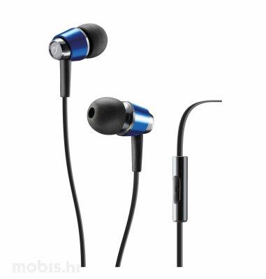 Cellular line AQL Pop slušalice: plave