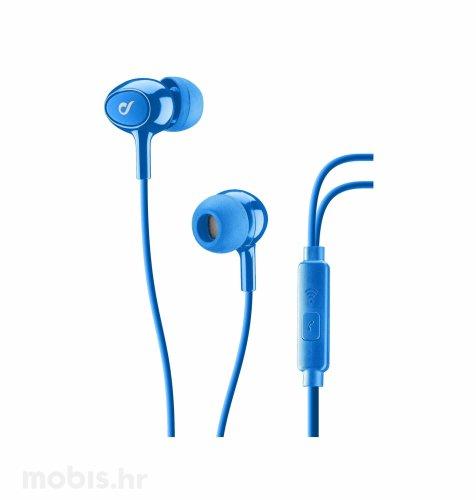 Cellularline AQL Acoustic slušalice: plave