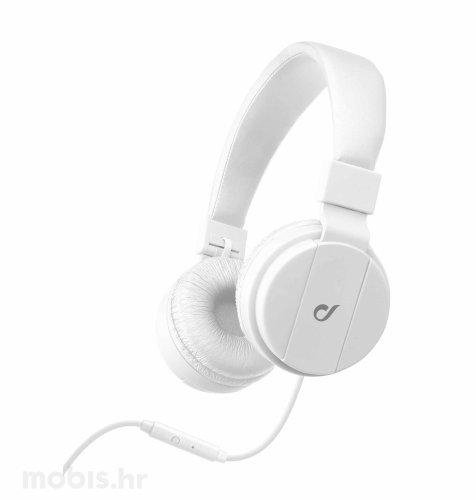 Cellular line AQL slušalice Chroma: bijele