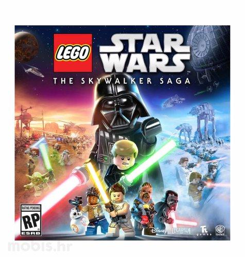 LEGO Star Wars: Skywalker Saga igra za PS4