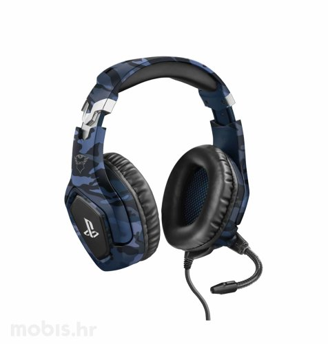 Trust Forze gaming slušalice za PS4 (GXT488): plave