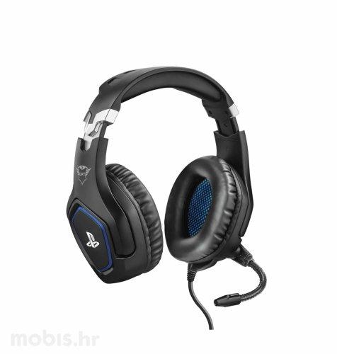 Trust Forze gaming slušalice za PS4 (GXT488): crne