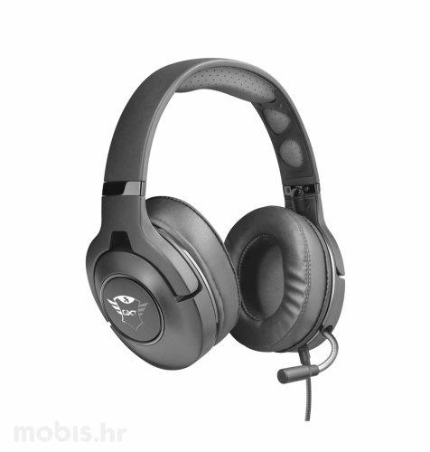 Trust Rath gaming slušalice (GXT420): crne