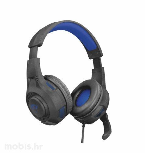 Trust Ravu gaming slušalice (GXT307): plave