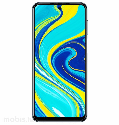 Xiaomi Redmi Note 9S 4GB/64GB: sivi