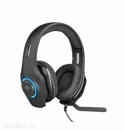 Trust Torus RGB gaming slušalice (GXT455)