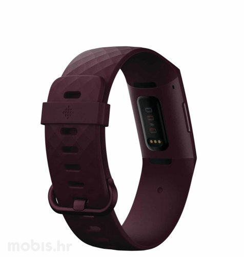 Fitbit Charge 4: rosewood