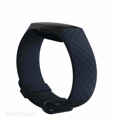 Fitbit Charge 4: storm blue