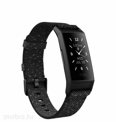 Fitbit Charge 4 Special Edition: reflective woven