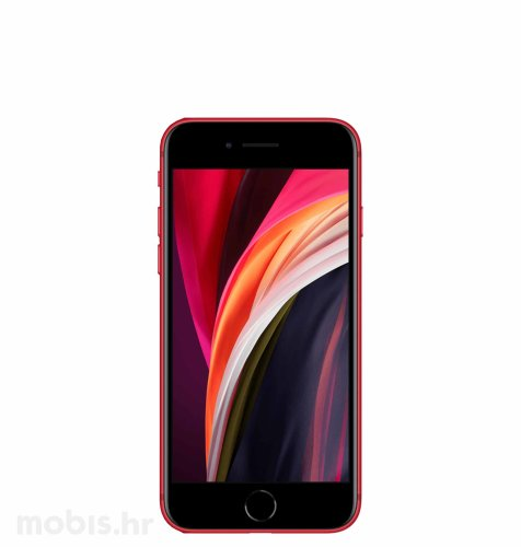 Apple iPhone SE2 128GB: crveni